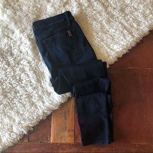 Joe's Jeans | Ultra Dark High Rise Skinny Jeans